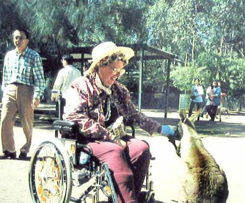 Disabled Travelers Guide:  Australia