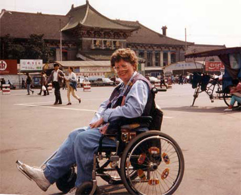 Disabled Travelers Guide