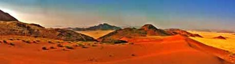 Travel Namibia - Disabled Travelers Guide - Hallowed Ground