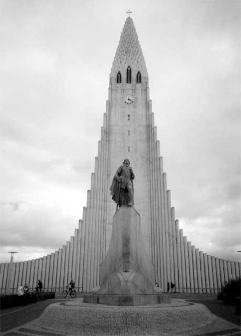 Disabled or not travelers will love this beautiful church in Iceland