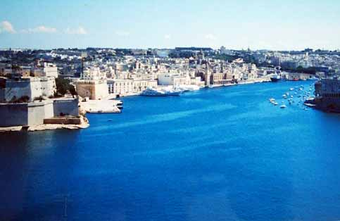 Nancy and Nate Berger travel to Malta