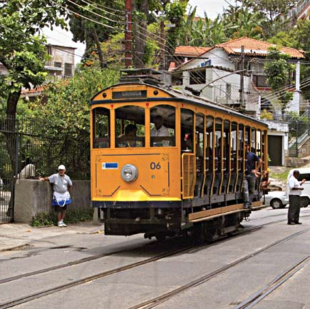 disabled travel wheelchair rio streetcar