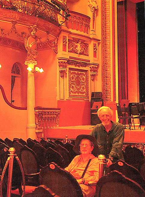 disabled travel wheelchair nancy nate manaus opera house