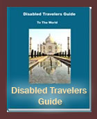 Disabled Travelers Guide by Nate and Nancy Berger